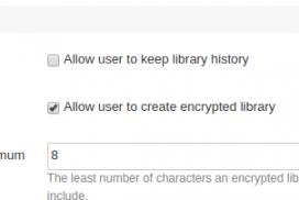 Очистка истории файлов в Seafile 1