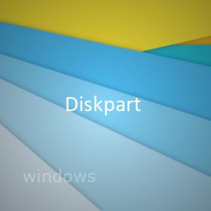 Удалить шифрованный EFI раздел в Windows 7/10, создать новый раздел из командной строки