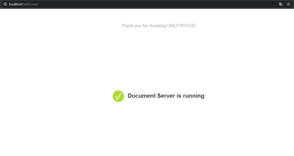 ONLYOFFICE Document Server