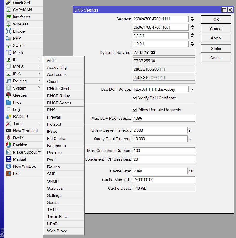 Настраиваем IPv6 от Ростелеком в роутере Mikrotik 9